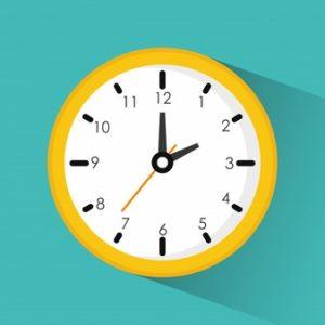 1 jam berapa detik