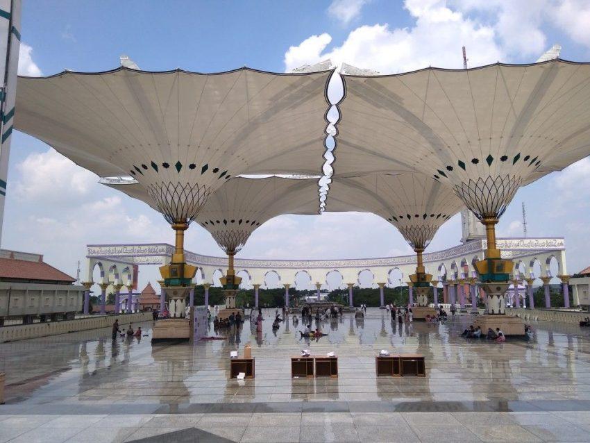 Masjid Agung Jawa Tengah 2