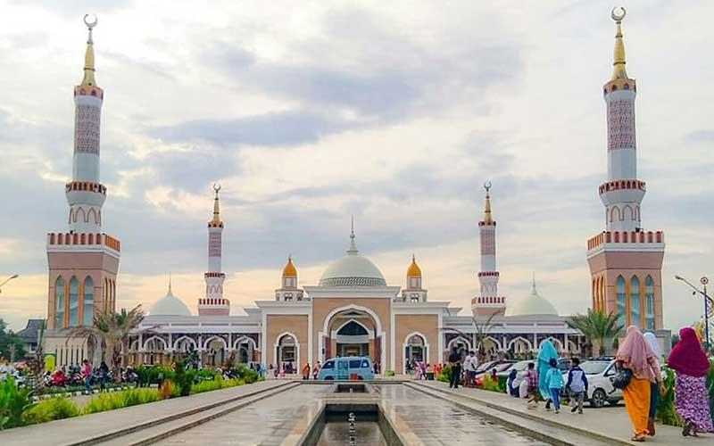 Masjid Islamic Center Indramayu