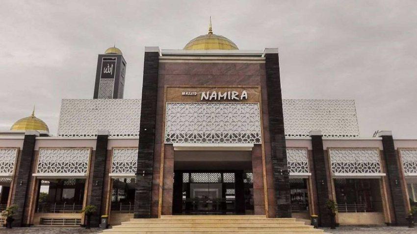 Masjid Namira Lamongan Jawa Timur