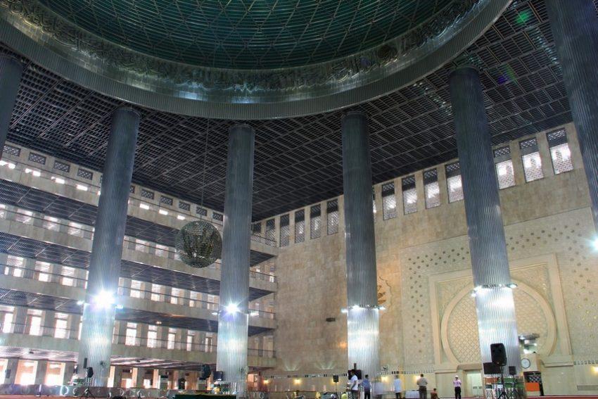 Sejarah Singkat Masjid Istiqlal