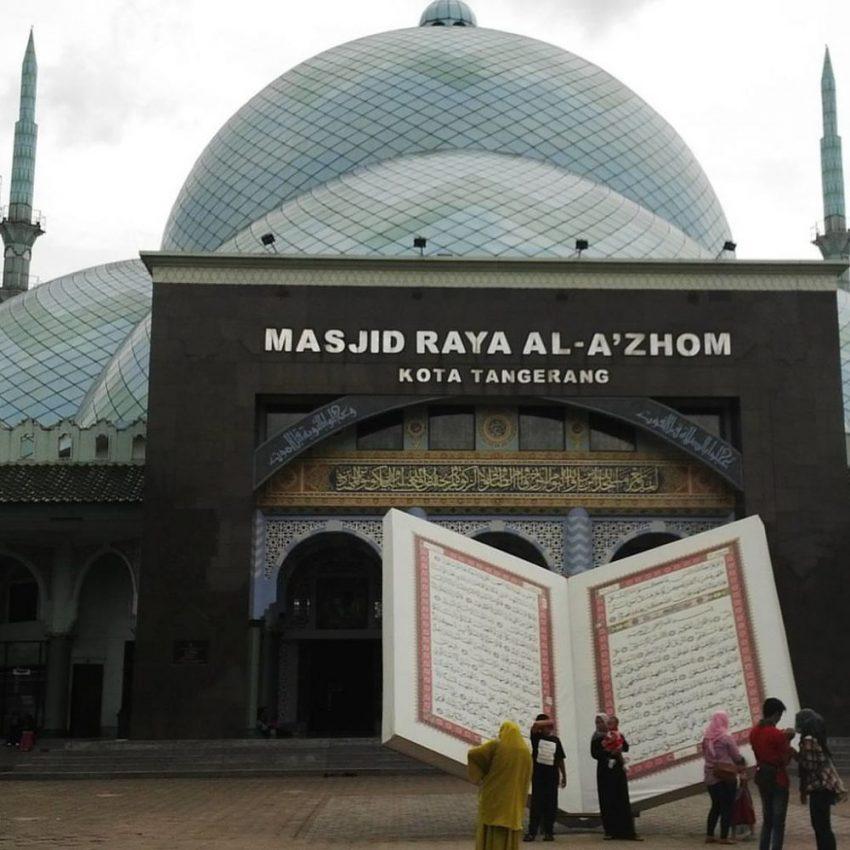 Masjid Al Azhom Tangerang