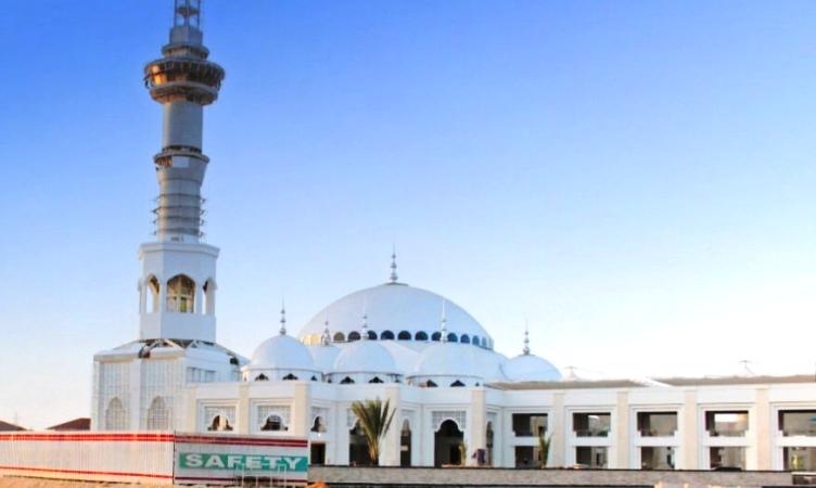 masjid terbesar di batam