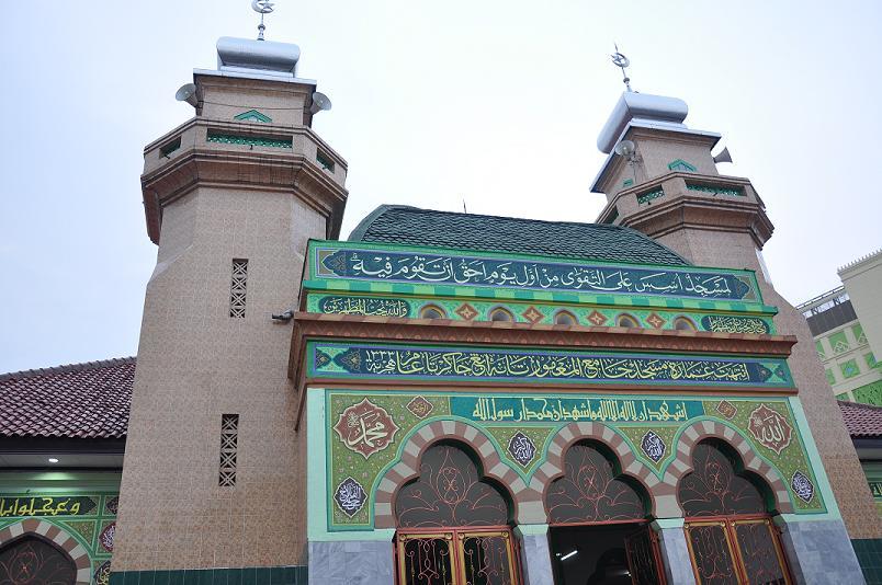 Masjid Al Makmur Tanah Abang