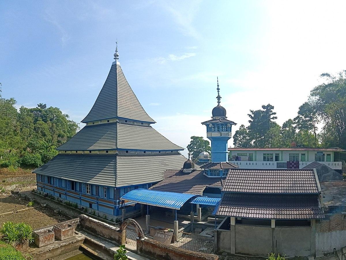 Bentuk Atap Masjid Kuno