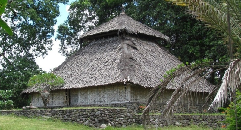 Ciri Ciri Masjid Kuno