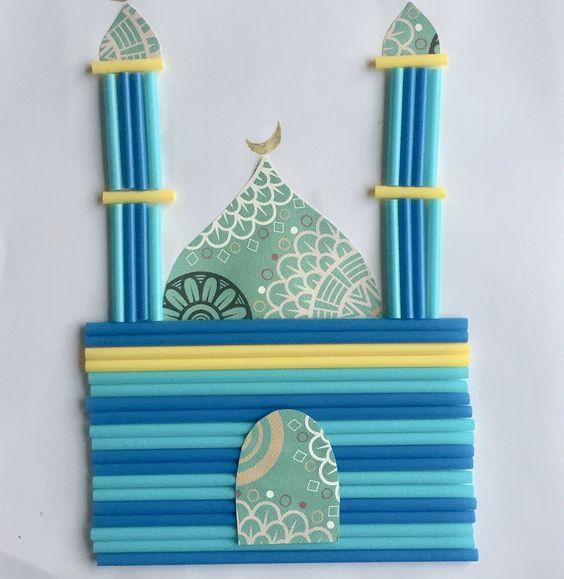 Gambar Montase Masjid