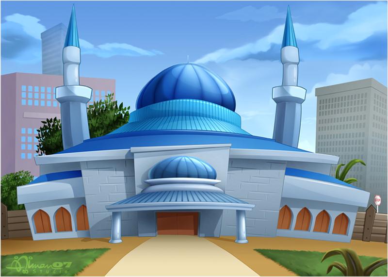 5 ide gambar montase masjid ini telah disesuaikan dengan setiap individu, dimulai dari paling mudah hingga sulit sekalipun