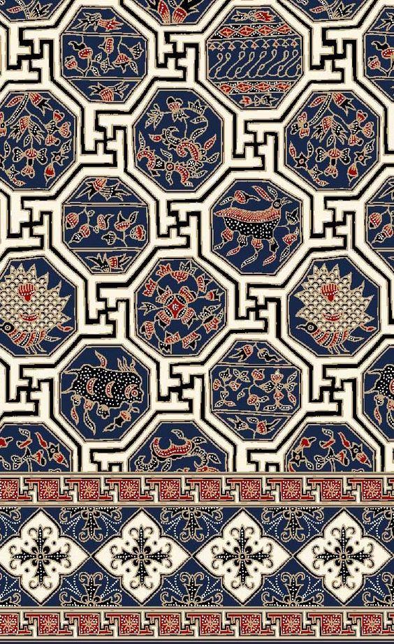 Gambar Ornamen Dinding Masjid