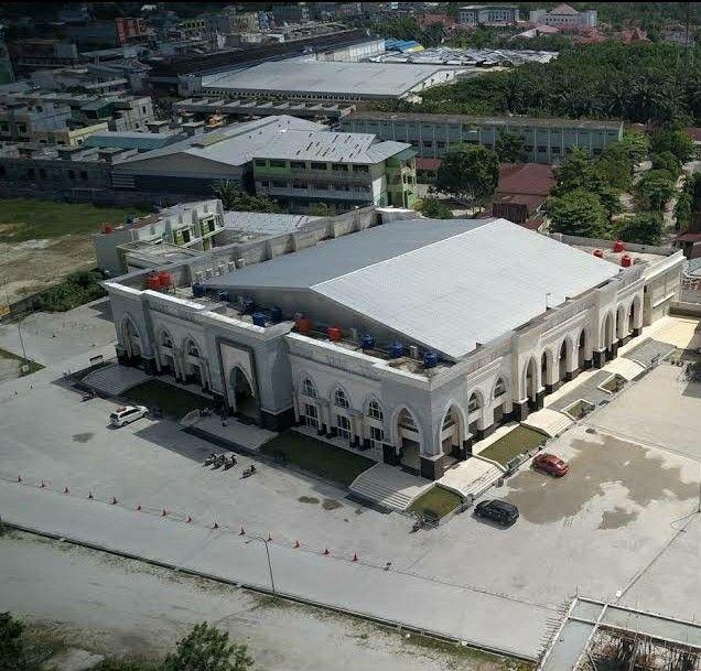 Masjid Abu Darda Pekanbaru