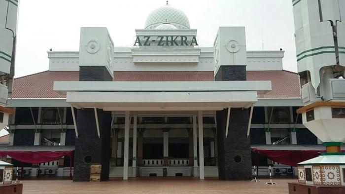 Masjid Adz Dzikra Sentul
