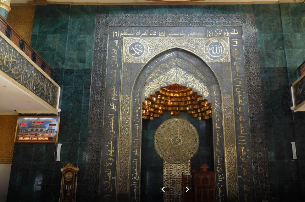 Masjid Al Aqsa Klaten 5