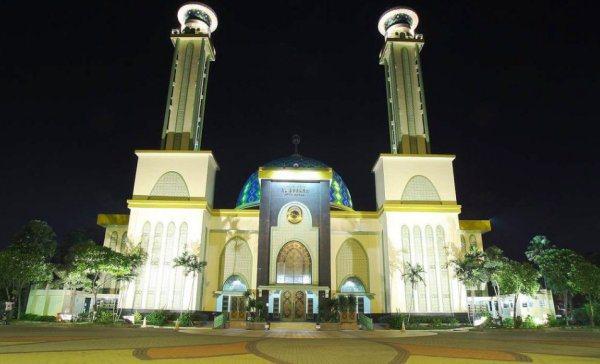 Masjid Al Barkah Bekasi