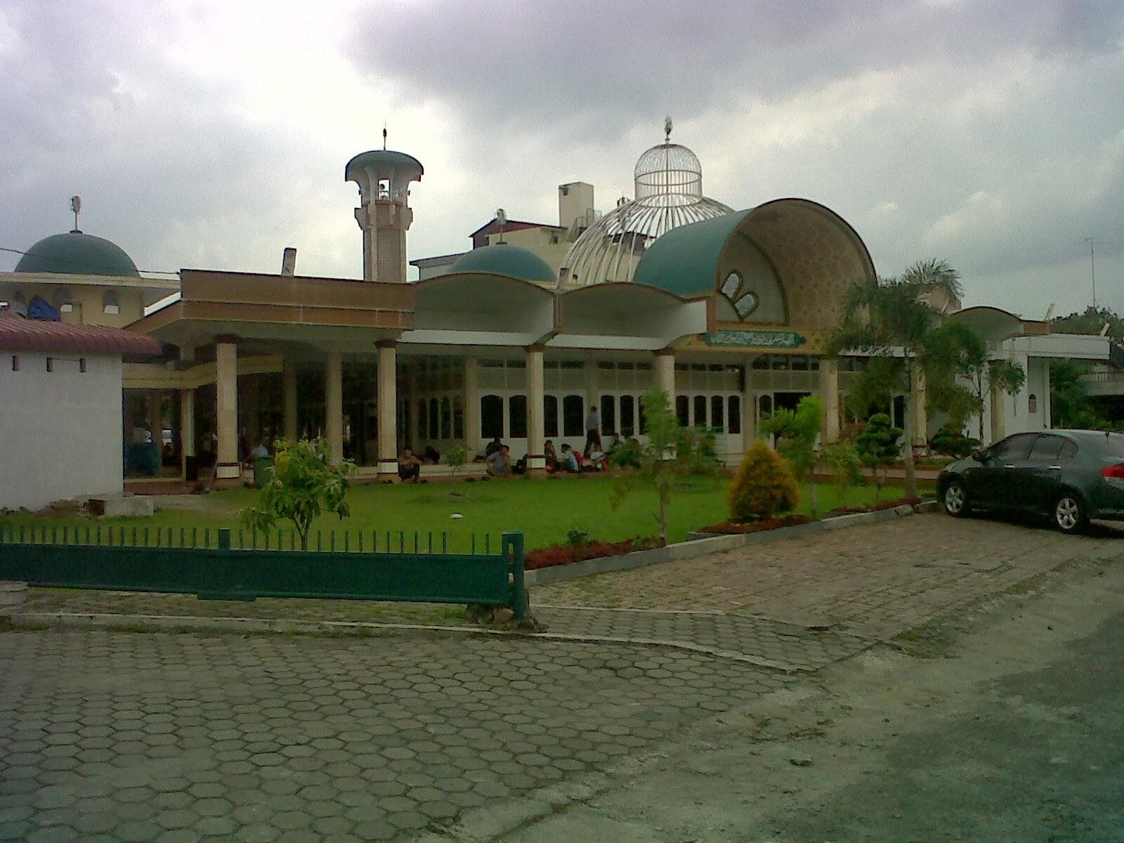Masjid Al Jihad Medan