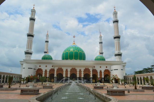 Masjid Islamic Center Pasir Pengaraian