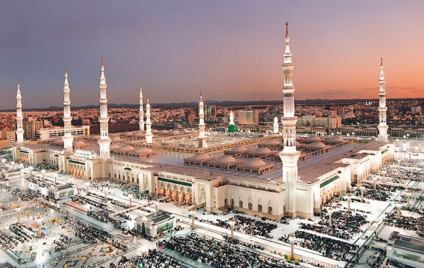 Nama-Nama Masjid di Arab Saudi