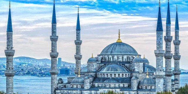Warna Cat Masjid yang Bagus