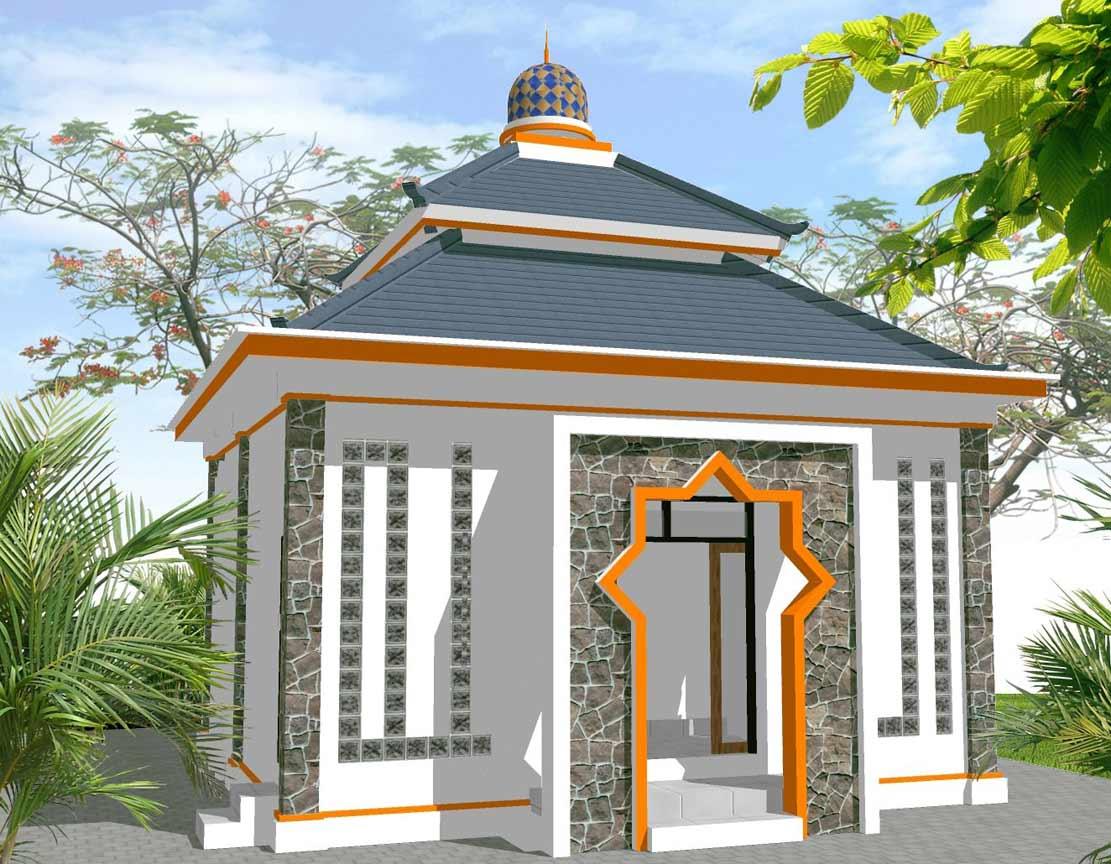 Gambar Mushola Ukuran 5x7Gambar Mushola Ukuran 5x7