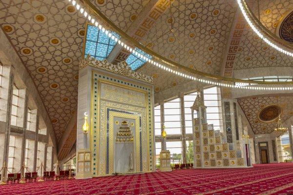 Gambar Plafon Masjid Tercantik