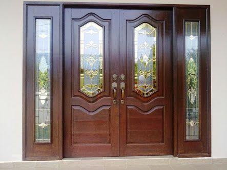 Model Kusen Pintu dan Jendela Masjid