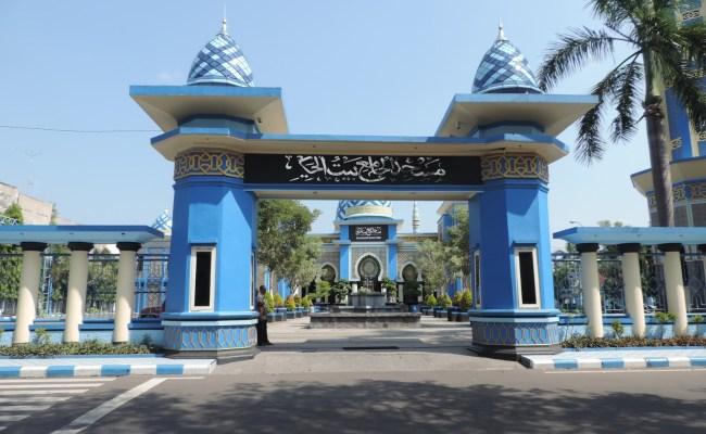 gambar gapura masjid minimalis