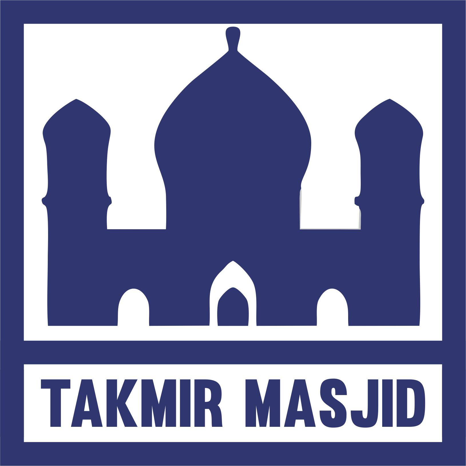 stempel takmir masjid